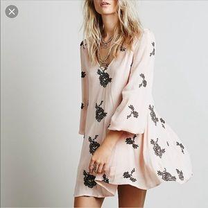 Free People Austin Mini Dress